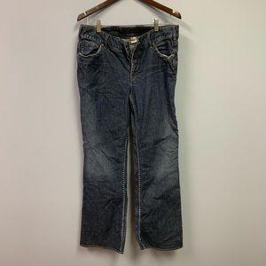 Women's Silver Julia Jeans 33/32